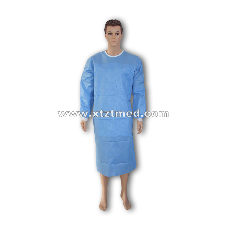 Reinforced SMS Surgical Gown