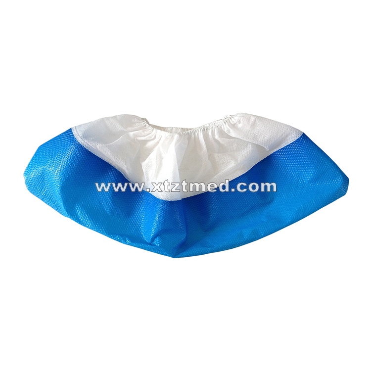 PP Coated CPE Shoe Cover